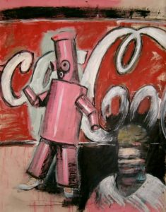 De la serie -Clickpoint-, Valencia, 2005.