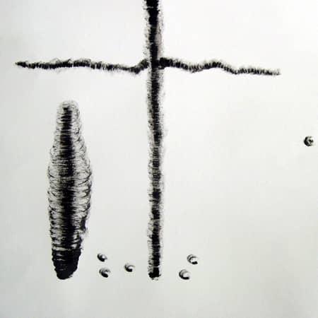 De la serie -Acción sobre la Cruz-, Leicester (UK), 2002.