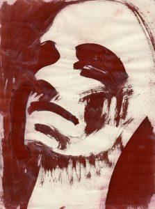 De la serie -Dibujos Para-, Sevilla, 2002.