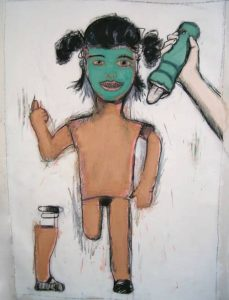 De la serie -Clickpoint-, Valencia, 2006.
